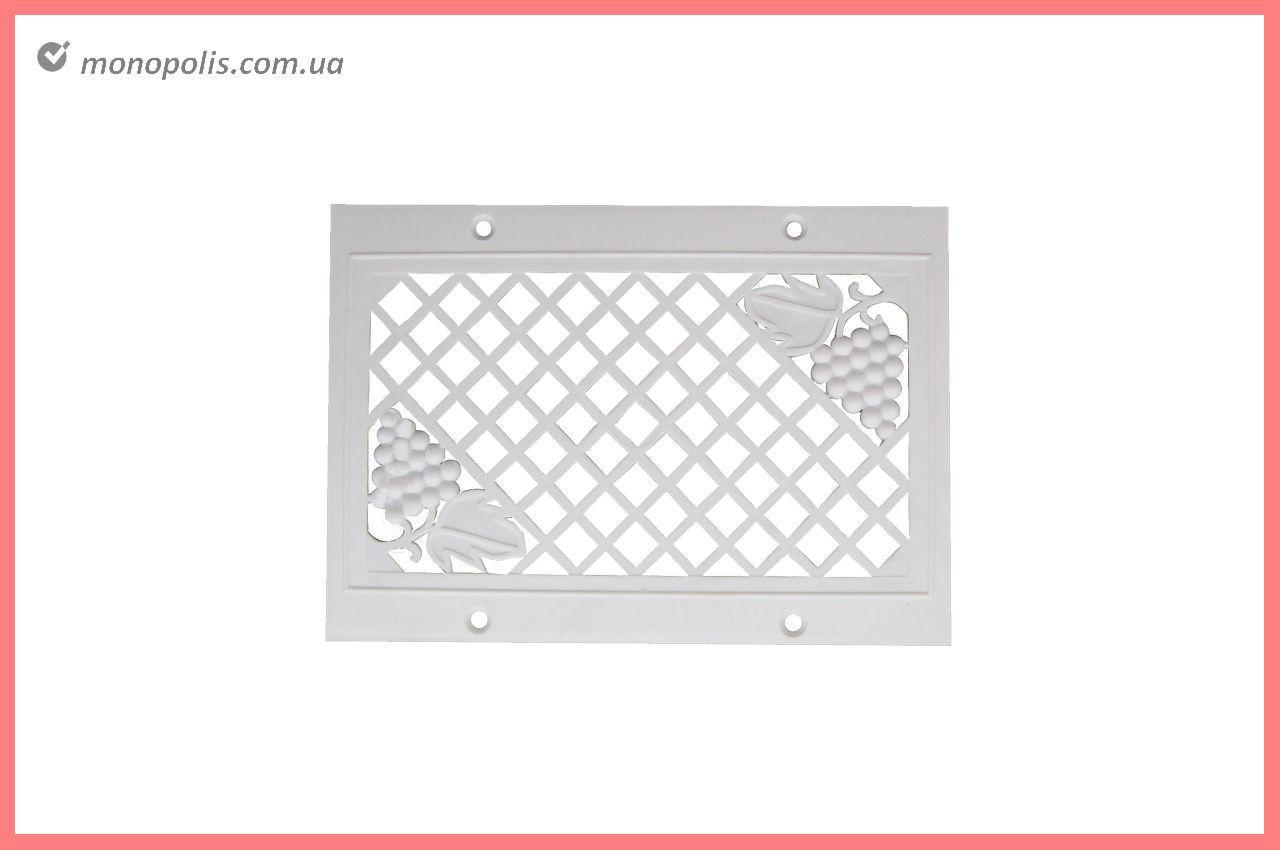 Решетка вентиляционная HozPlast - 160 x 230 мм