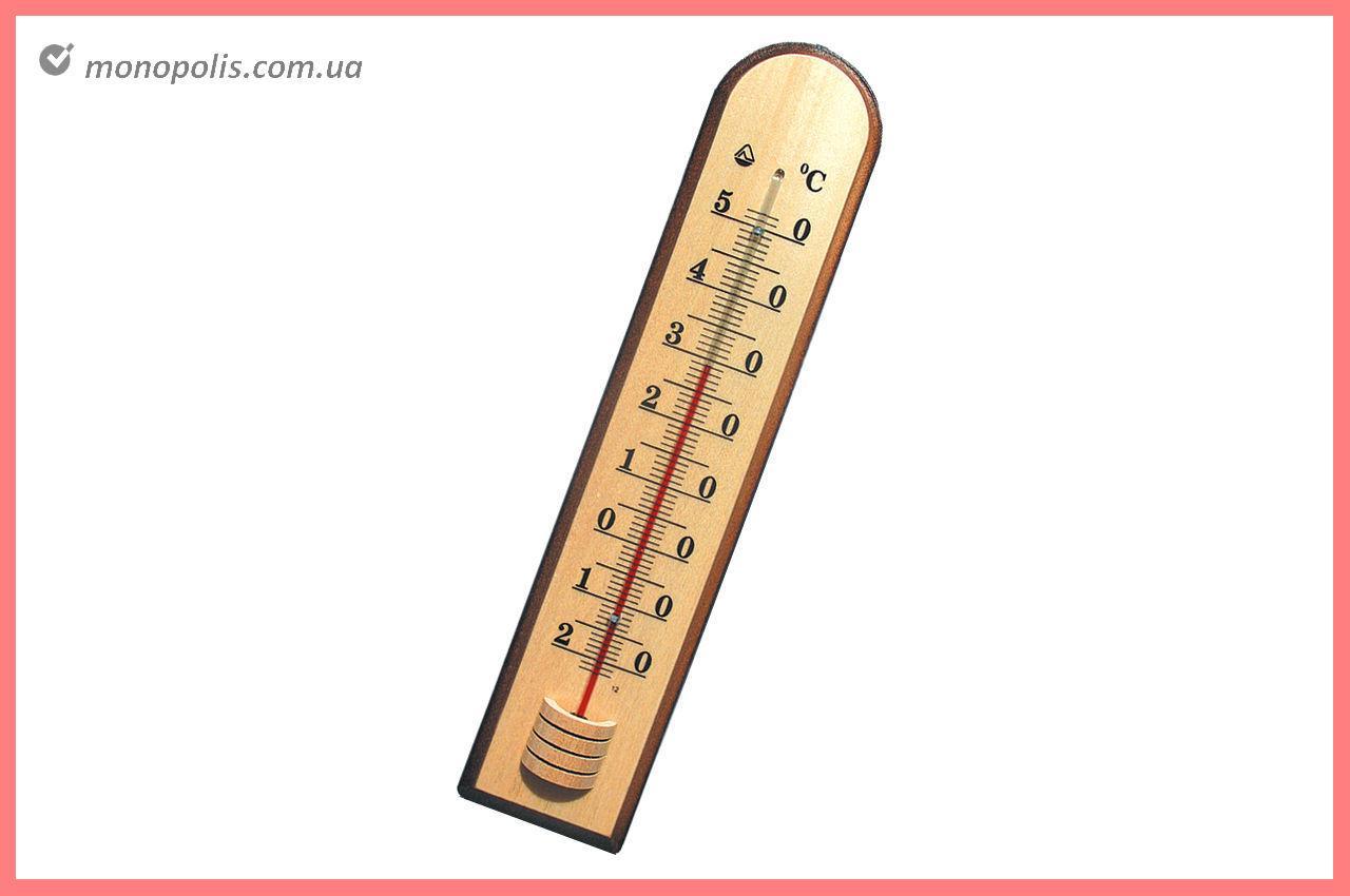 Термометр кімнатний Стеклоприбор - (-20/+50°C) Д-7