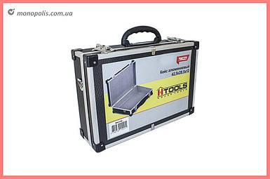 Ящик для инструмента Housetools - 425 x 285 x 120 мм алюминиевый с перегородками