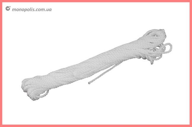 Шнур бытовой UA - 2,5 мм х 20 м, крученый (10 м), фото 2