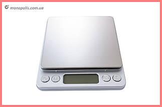 Ваги ювелірні Scale - 1208-2000, фото 2