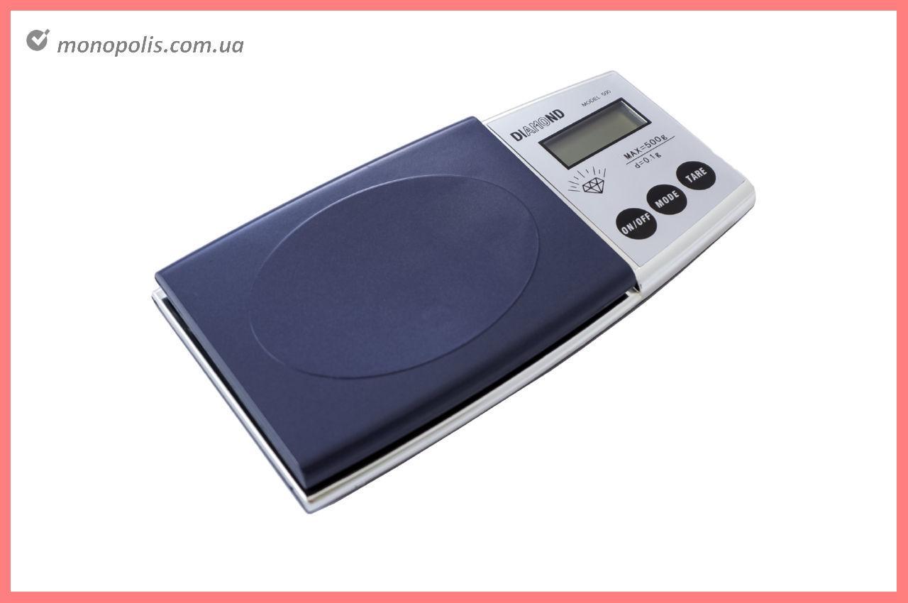 Весы ювелирные Diamond - 500