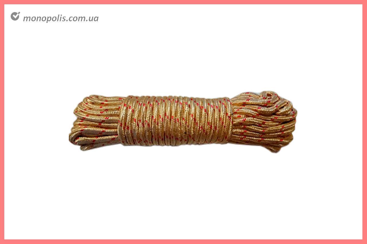 Шнур плетеный UA - 5 мм x 15 м, пакет