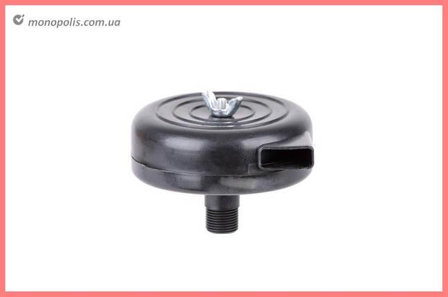 Фильтр воздушный для компрессора Intertool - M16 пластик, поролоновый, фото 2