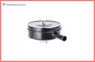 Фильтр воздушный для компрессора Intertool - M20 металл, бумажный, фото 3