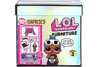 """Игровой набор для девочки  с куклой L.O.L. SURPRISE! серии """"Furniture"""" S2 - КОМНАТА ЛЕДИ-СПЛЮШКИ., фото 1"""