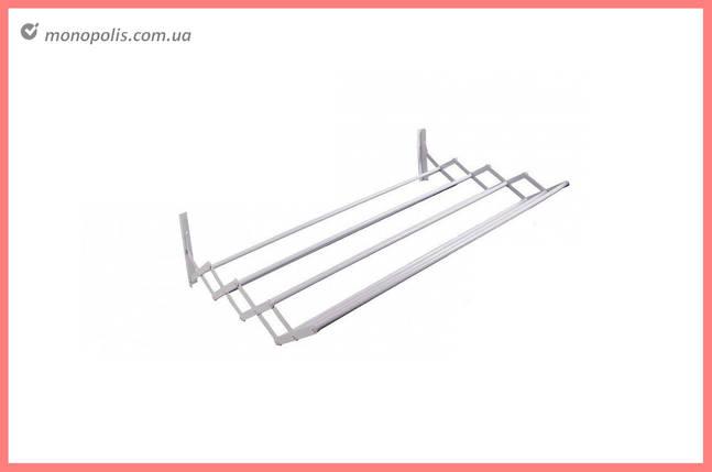 Сушилка для белья Гранит - 1000 мм, 8 перекладин, фото 2