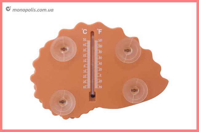 Вуличний Термометр Elite - (-40°C/+50°C) черепашка, фото 2