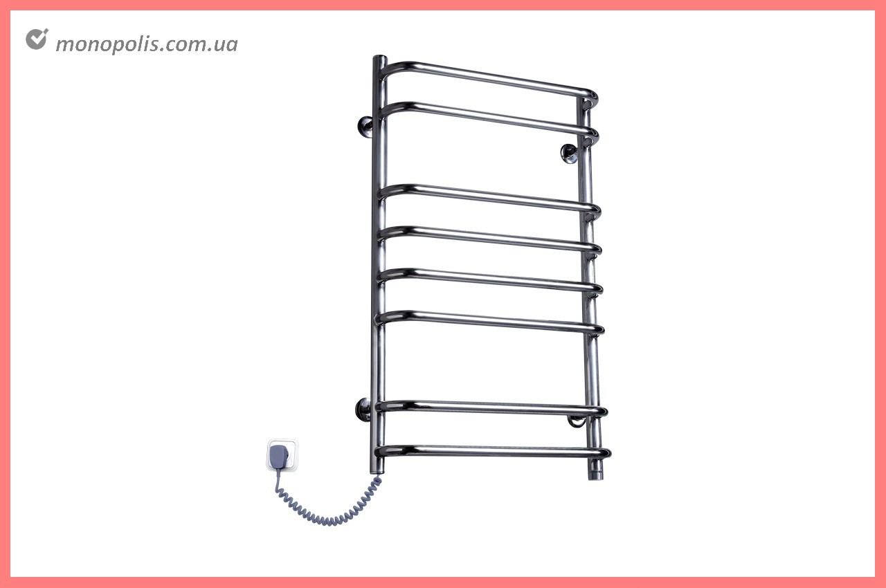 Полотенцесушитель електричний Elna - стандарт 8 з ТР (н-пр)