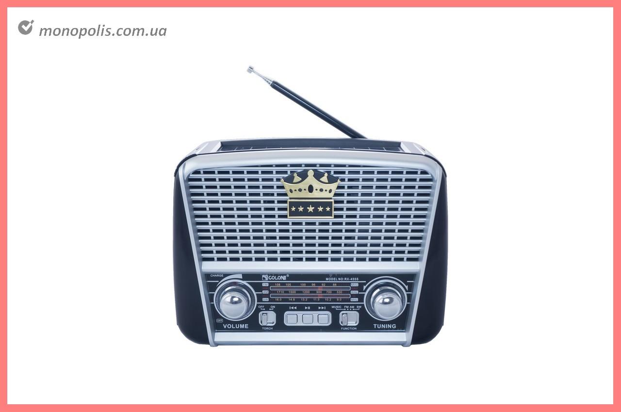 Радіоприймач Golon - RX-455 S
