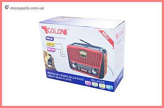 Радіоприймач Golon - RX-455 S, фото 3