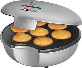 Аппарат для выпечки маффинов (кексов) Clatronic MM 3496 с антипригарным покрытием, 900 Вт