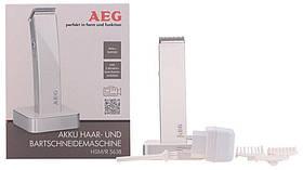 Машинка для стрижки волос AEG HSM/R 5638  аккумуляторная