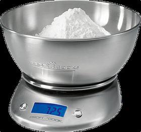 Электронные кухонные весы PROFICOOK PC-KW 1040 с ЖК-дисплеем до 5 кг