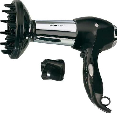 Фен для волос CLATRONIC HTD 2939 с диффузором, 2000Вт