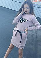 {есть:140,158} Платье для девочек,  Артикул: DL2332 [140]