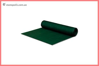 Сетка затеняющая UA - 95% 3 х 45 м (120 г/м²) темно-зеленая