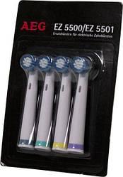 Чистящие насадки для электрических зубных щеток AEG EZS 5500/5501