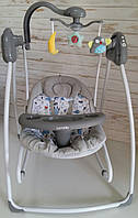 Крісло-гойдалка Carrello Grazia CRL-7502 Lovely Grey