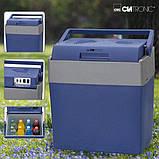 Автохолодильник Clatronic KB 3714 30л, 12/220 В  / Автомобильный холодильник, фото 8