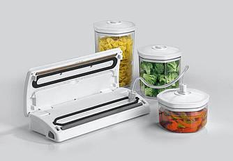 Набор контейнеров для вакуумного хранения Concept VD-8100 Fresh / 700 мл, 1400 мл и 2000 мл
