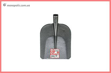 Лопата совковая Intertool - 0,8 кг, молотковая