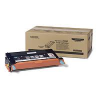 Заправка картриджа Xerox 113R00723 для принтера Phaser 6180 MFP cyan + девелопр