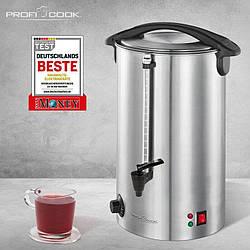 Электрический чайник-термос PROFICOOK PC-HGA 1196 / Термопот с терморегулятором 7 л,  1500 Вт