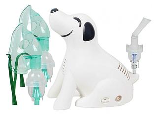 Ингалятор нибулайзер Turbo Doggy, 2 маски взрослая и детская