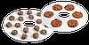Электрическая сушилка для овощей и фруктов Concept SO-2020, 9 секций, светодиодный дисплей, таймер, 500Вт, фото 5