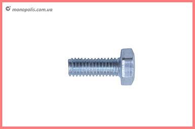 Болт шестигранный Apro - 6 x 16 мм DIN 933 (100 шт.)