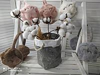 Детские теплые наушники, фото 1
