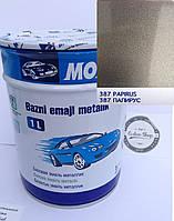 Базовая эмаль (металлик, UNI) MOBIHEL 387 - ПАПИРУС, 1л