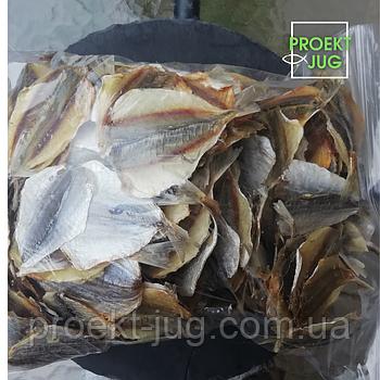 Опт Желтый полосатик - закуска к пиву (рыбные снеки) 1 кг (цена от 10 кг)