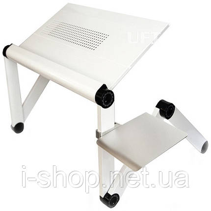 Столик трансформер для ноутбука UFT Stardreamer White, фото 2