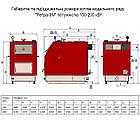 """Котел """"РЕТРА-3М"""", 200 кВт сталевий твердопаливний, фото 10"""