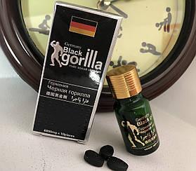 Black gorilla / Черная горилла препарат для повышения потенции  (таблетки, 10 шт.)