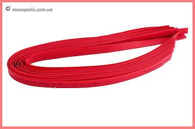 Трубка термоусадочная Apro - 1 мм x 30 м, красная