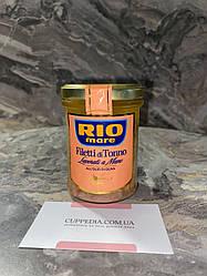 Отборные филе тунца Rio Mare 180 гр