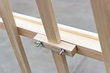 Мольберт тренога деревянный художественный для рисования 157 х 59 х 40 см Energy Wood №40 дерево сосна, фото 6