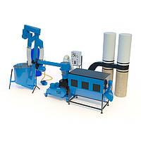 Оборудование для производства пеллет и комбикорма МЛГ-500 МАХ