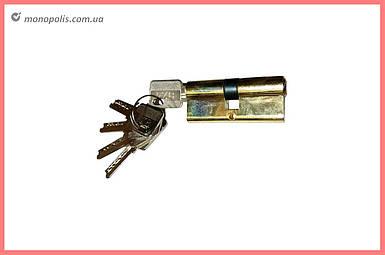 Цилиндр лазерный FZB - 60 мм 30/30 к/к SN (цинк)