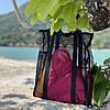 Сумка шоппер для пляжа ORGANIZE (черный), фото 2