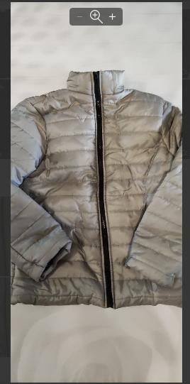 Распрдажа! Лёгкая мужская  куртка на тонком  синтепоне весна осень серый(стальной)