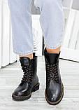 Берцы женские кожаные 7532-28, фото 4