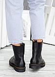 Берцы женские кожаные 7532-28, фото 5