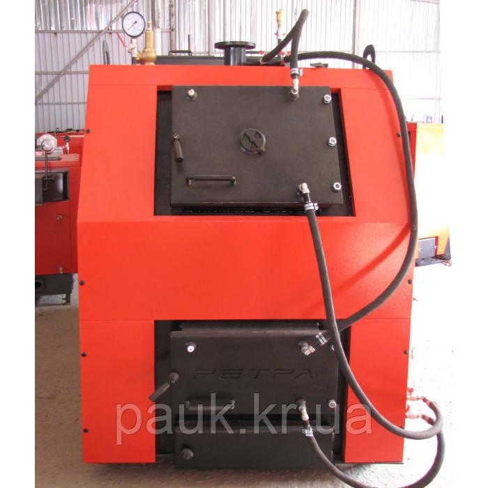 Промышленный котел 350 кВт РЕТРА-3М твердотопливный