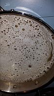 Как очистить сковороду от нагара и жира
