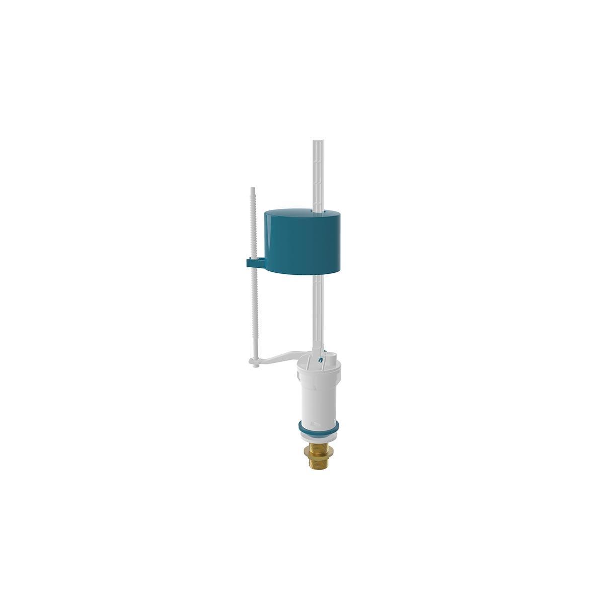Поплавковий клапан нижньої подачі води, 3/8-1/2, лат. різьба 7022N