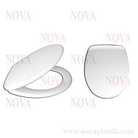 Сидіння для унітазу Nova King 2020N, фото 1